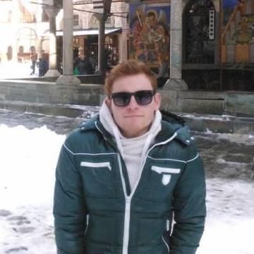 Vladimir Stoyanov, 28, Sofiya, Bulgaria