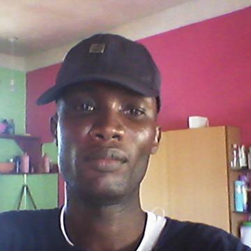 Stephen Ngangaa, 34,