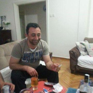 Murat Şahin, 43, Istanbul, Turkey