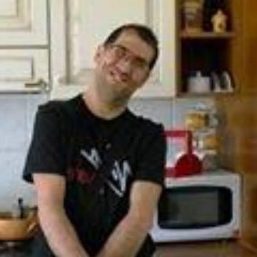 Valerio Sergio Amico, 45, Caltanissetta, Italy