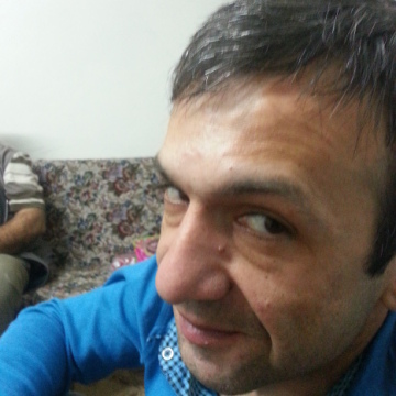 Cumhur Duman, 41, Bursa, Turkey
