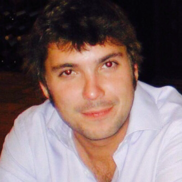 Borja Garcia Conde, 39, Madrid, Spain