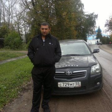 николай викторович, 36, Omsk, Russia