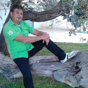 Nino Paltera, 43, Lizzano, Italy