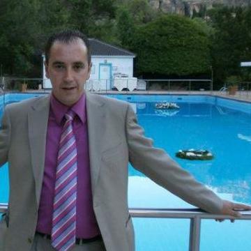 Miguel Angel Garcia Garcia, 40, Madrid, Spain