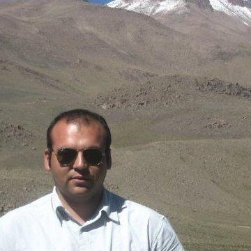 Hernan Maureira, 39, Antofagasta, Chile