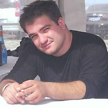 Vako Khardziani, 28, Tbilisi, Georgia