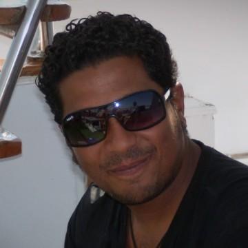 Sami Ali, 34, Sharm El-sheikh, Egypt