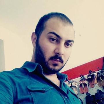 Alex Abelard, 21, Istanbul, Turkey