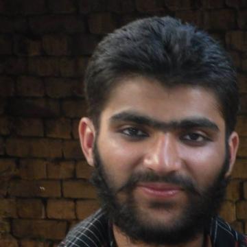 Sadiq, 21, Lahore, Pakistan