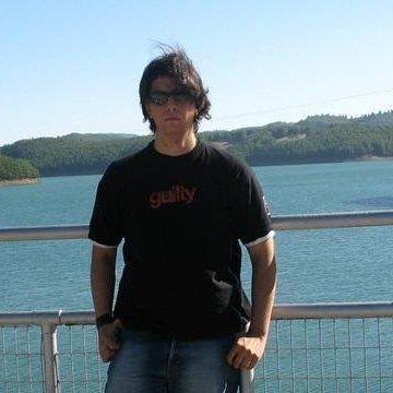 Theodoros Stathis, 39, Athens, Greece