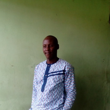 Umoru Godwin, 42, Lagos, Nigeria