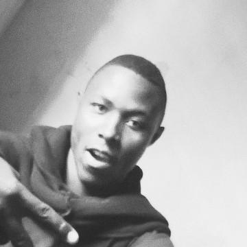 Joel Gilbert, 20, Kampala, Uganda