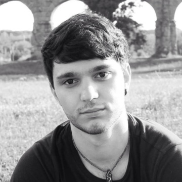 Matteo, 26, Rome, Italy