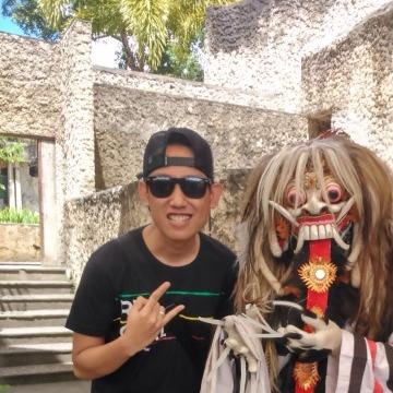 Dimas Raditya, 29, Jakarta, Indonesia