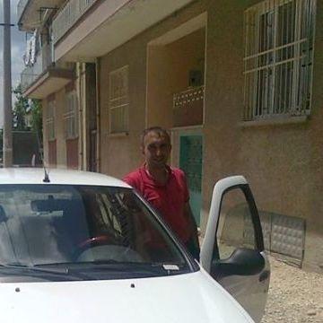 Murat Sariiz, 40, Izmir, Turkey