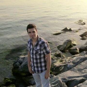 Mehmet Çatak, 30, Istanbul, Turkey