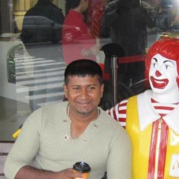 Muhammad Shafiq, 40, Dubai, United Arab Emirates