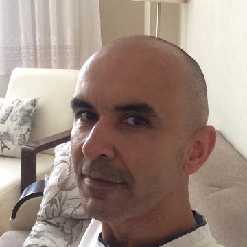 Aksu Mehmet, 43, Istanbul, Turkey