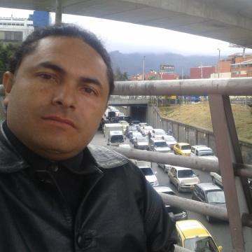 Jose Bohorquez, 42, Medellin, Colombia