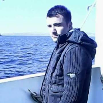 Sedat Sonmez, 31, Istanbul, Turkey