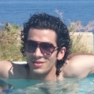 Dodoz Hamada, 28, Sharm El-sheikh, Egypt
