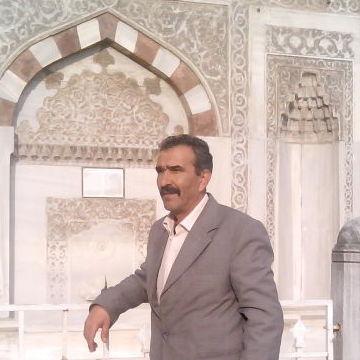 ahmad, 56, Istanbul, Turkey