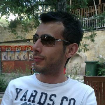 Cem Argeus, 27, Nevsehir, Turkey