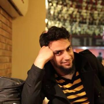 Faizan Tariq, 27, Dubai, United Arab Emirates