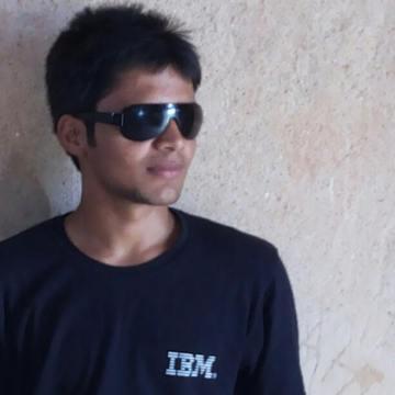 abhishek Yadav, 21, Chennai, India