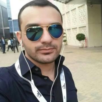Mohammed Turkmani, 30, Guangzhou, China