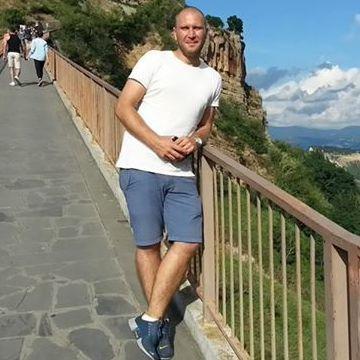 Victor Posiletchi, 33, Rome, Italy