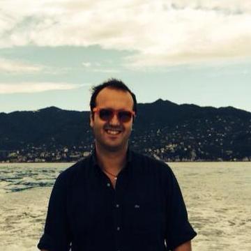 Paolo Girotti, 36, Mailand, Italy