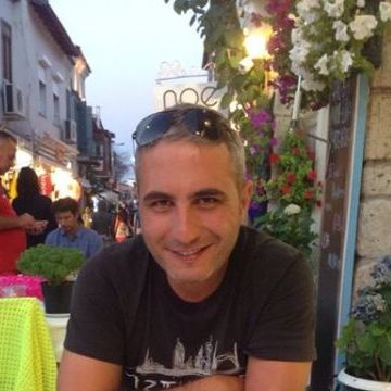 gurcan, 34, Izmir, Turkey
