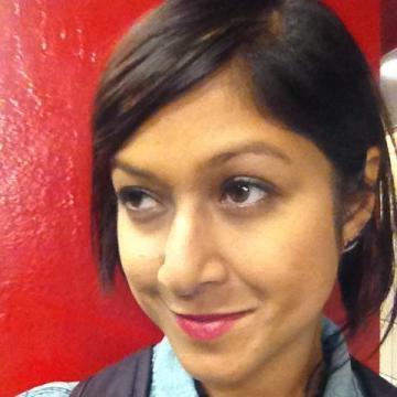 Subarna Mukherjee, 36, Boston, United States