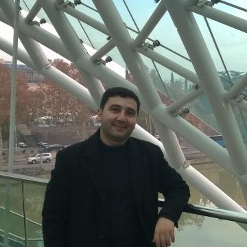 Eldar Zamanov, 34, Lenkoran, Azerbaijan