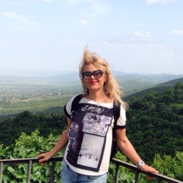 Natalya Chichova, 47, Stavropol, Russia