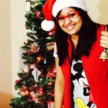 Nidhi Kothari, 27, Chicago, United States