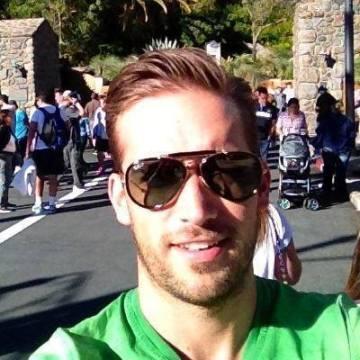 Alex Delaroche, 34, Leeds, United States