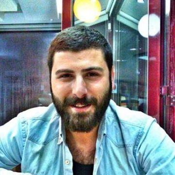 Savas Bekar, 28, Bursa, Turkey