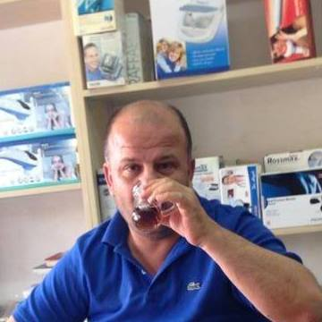 Murat Bolat, 49, Adana, Turkey