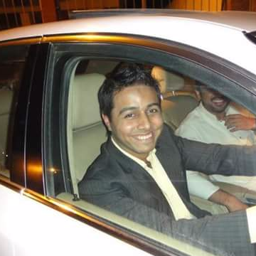 Waleed Abdul Wahid, 31, Dubai, United Arab Emirates