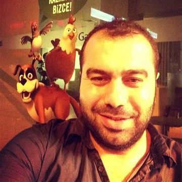 Tolga Yaprak, 37, Istanbul, Turkey