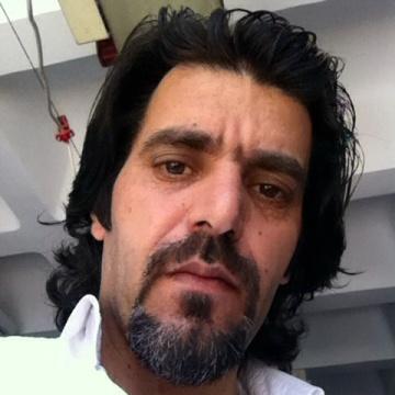 Mustafa Yildirim, 36, Izmir, Turkey