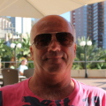 Steve Woods, 59, Torrevieja, Spain