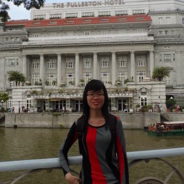 Melva, 22, Jakarta, Indonesia