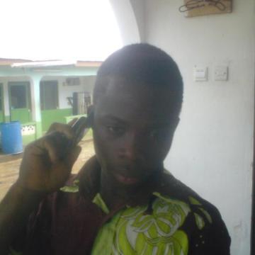 Kasahari Dompe, 21, Koforidua, Ghana
