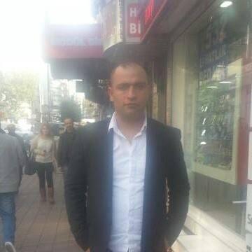 hasan, 33, Istanbul, Turkey