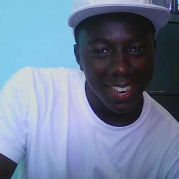 ebrima, 26, Banjul, Gambia