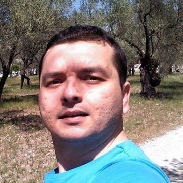 Gökhan Amanet, 37, Istanbul, Turkey